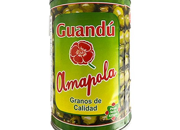 Guandu Amapola en lata 425g