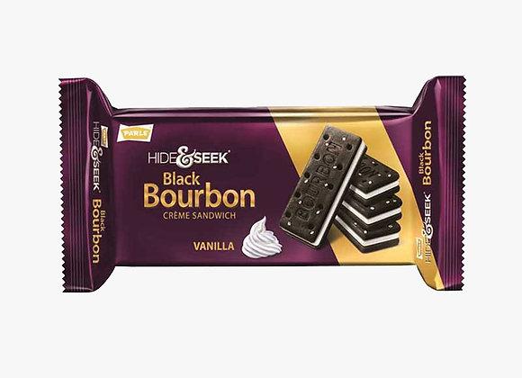 Galletas Black Bourbon Vainilla Parle
