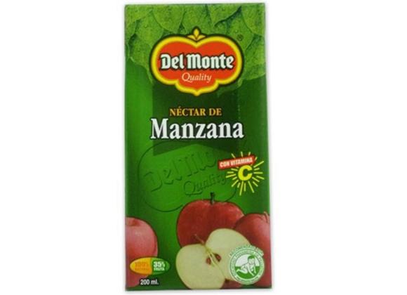 Nectar Sabor Manzana Del Monte