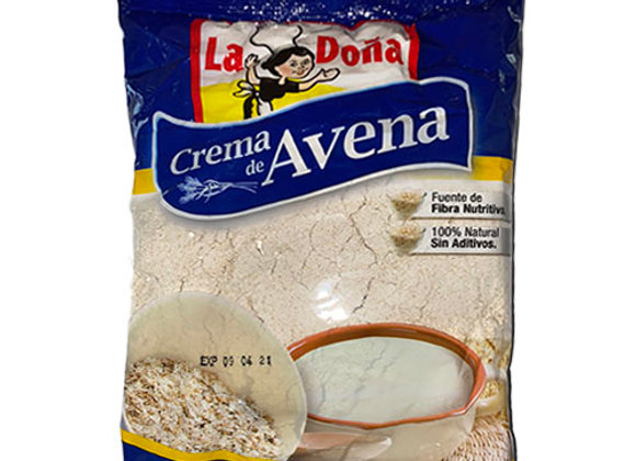 Crema de Avena La Dona (320gr)
