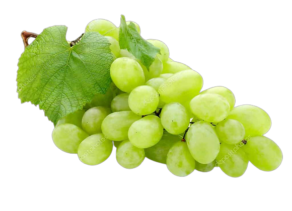 Uva verde sin semilla a $4.95 x Libra