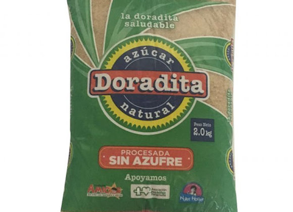 Azucar Doradita 2000 gr