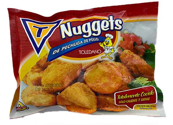 Nuggets Toledano Pechuga de Pollo (12 oz)