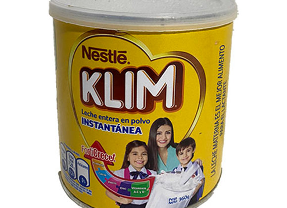 Leche Instantanea Klim Nestle