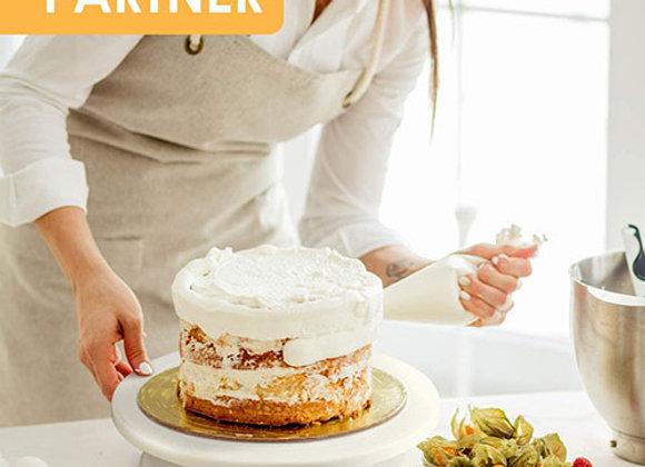 Soporte giratorio para tartas (11.0 in)