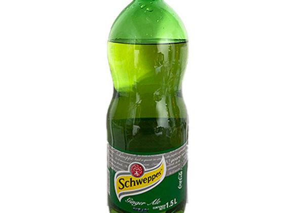 Soda Ginger Ale 1.5lt