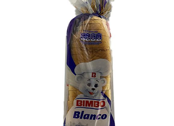 Pan Molde Blanco Bimbo Grande