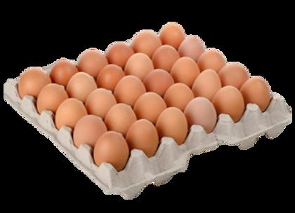Bandeja de 30 huevos