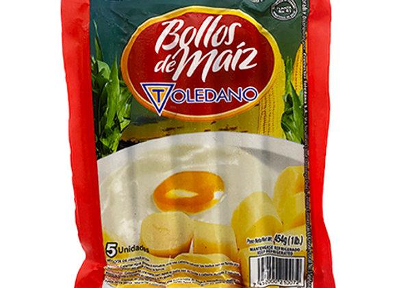 Bollo de maiz Toledano (5 unidades - 1 Lb)