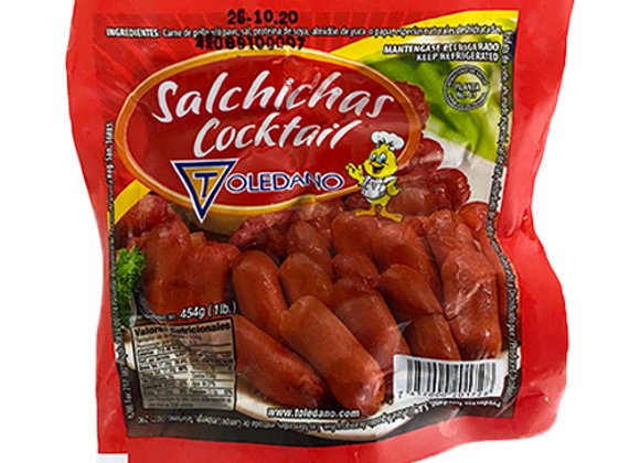 Salchichas Cocktail Toledano (1 Lb)