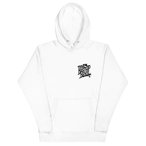 Bishop Boys (#004) - White Unisex Hoodie