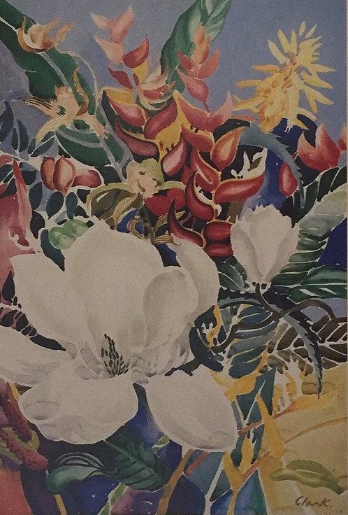 Clark Botanical Print 3