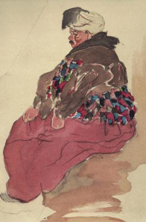 Jacques Villon, Au Moulin Rouge