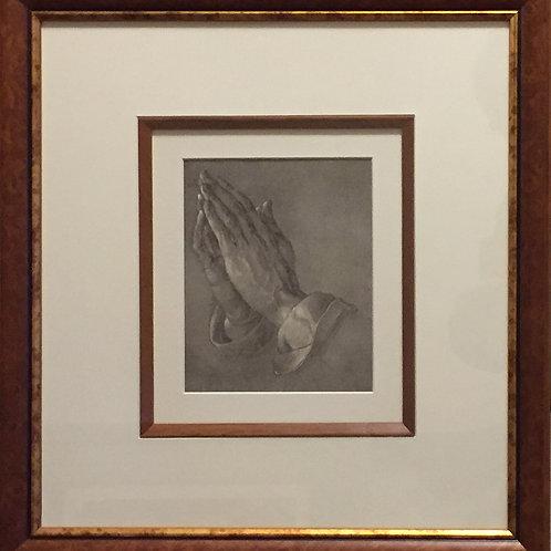 Dürer, Praying Hands