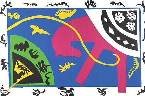 Matisse -  Le Cheval, I'écuyère Et Le Clown
