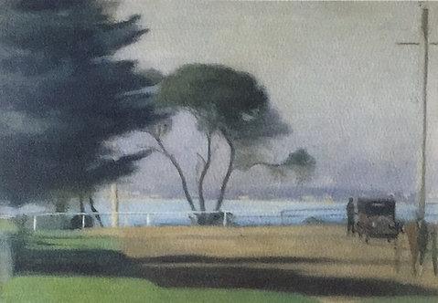 Clarice Beckett, Autumn Morning
