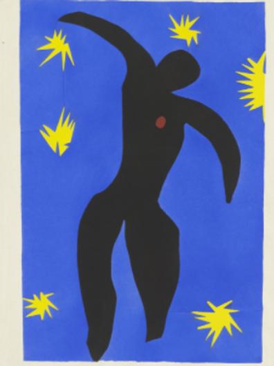 Matisse -  Icarus