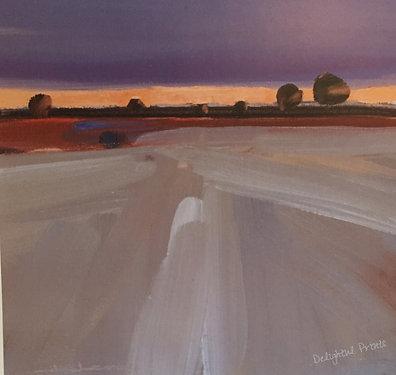 Michael White, Claypan