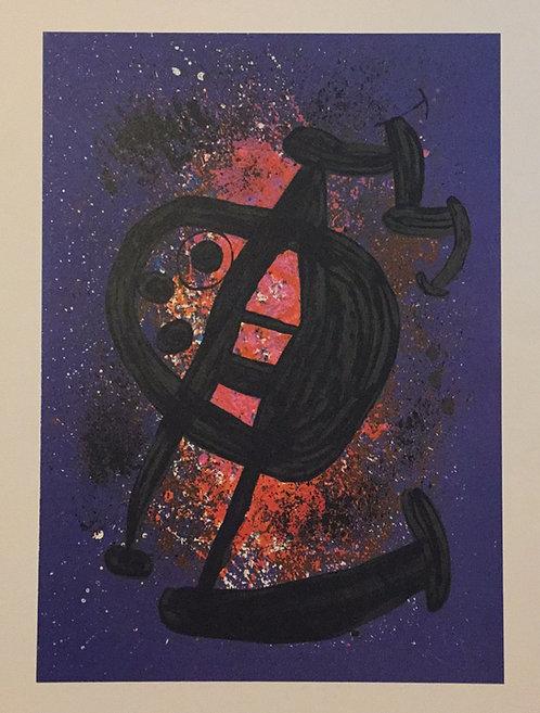 Joan Miro, Le Grand Ecart