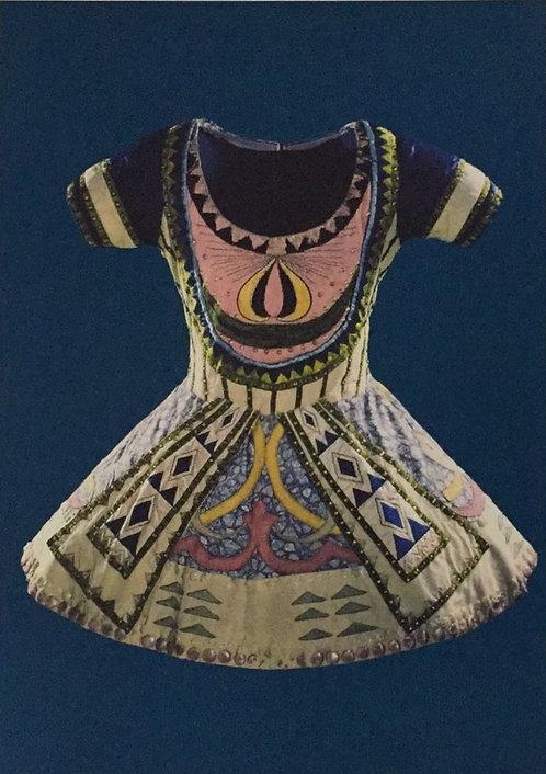 Leon Bakst, Costume for the True God