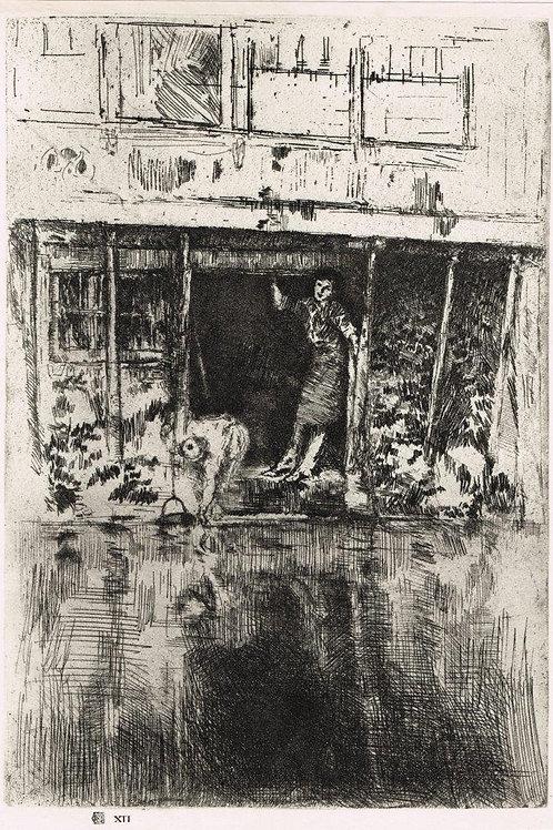 James McNeill Whistler, Pierrot