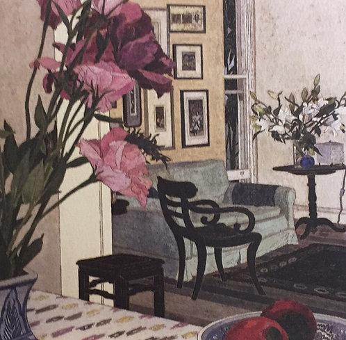 Cressida Campbell, Bronte Interior