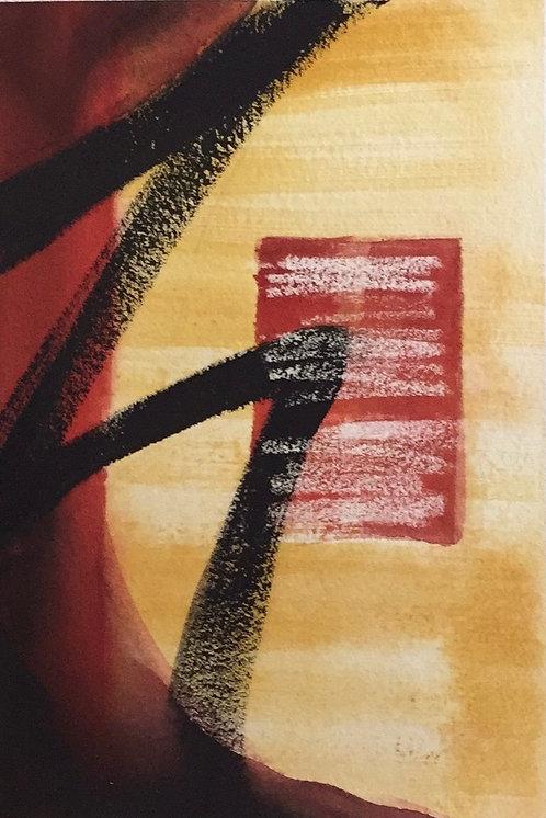 Vivien Tanner, Abstract art