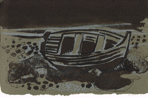 Andre Minaux, Original Lithograph