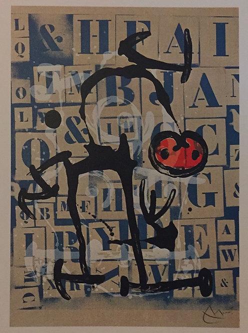 Joan Miro, Educated
