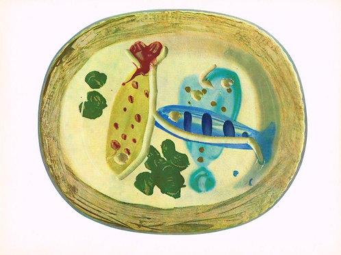 Pablo Picasso  Ceramics Print - 3