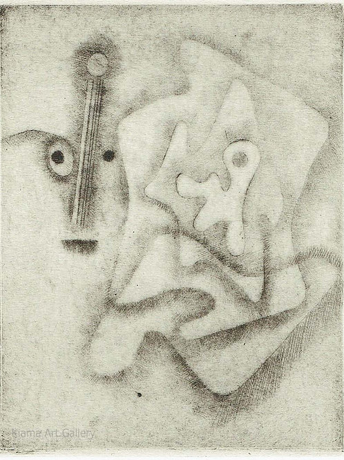 Paul Klee - L'Homme Approximatif