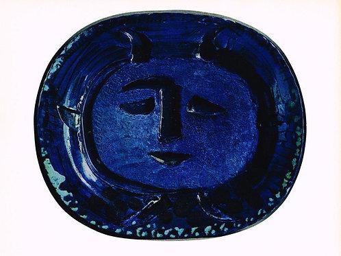 Pablo Picasso  Ceramics Print - 6