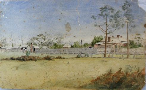 Emma Minnie Boyd, The Grange, Berwick, 1