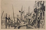 James McNeill Whistler, Limehouse