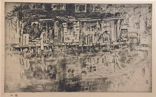 JM Whistler,  Long House