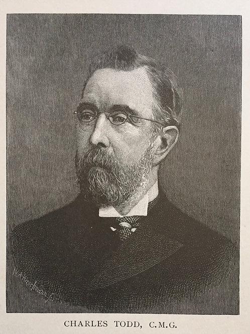 Charles Todd C.M.G.