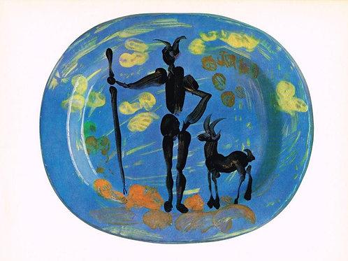 Pablo Picasso  Ceramics Print - 12