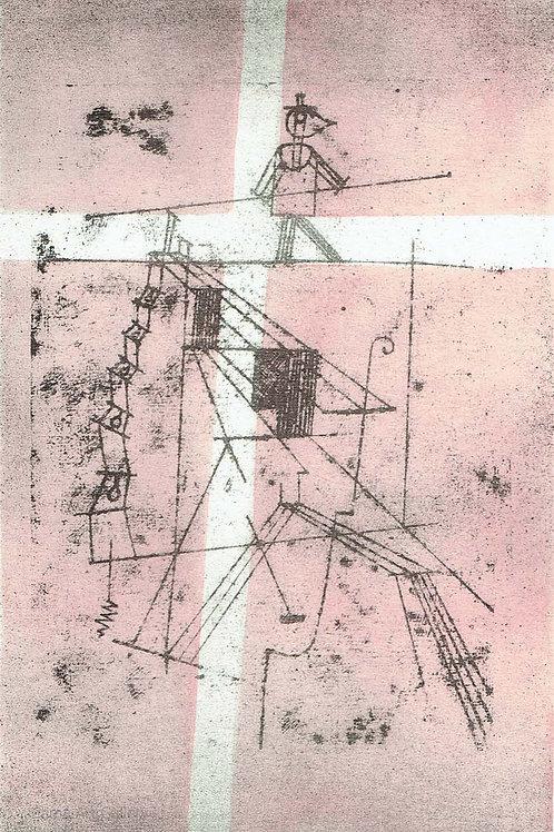 Paul Klee - Tightrope Walker