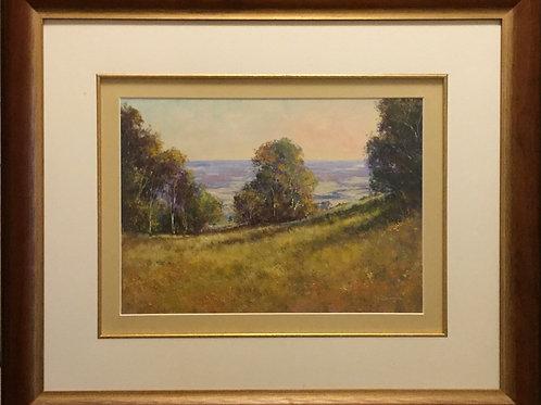 George Sobierajski, Landscape