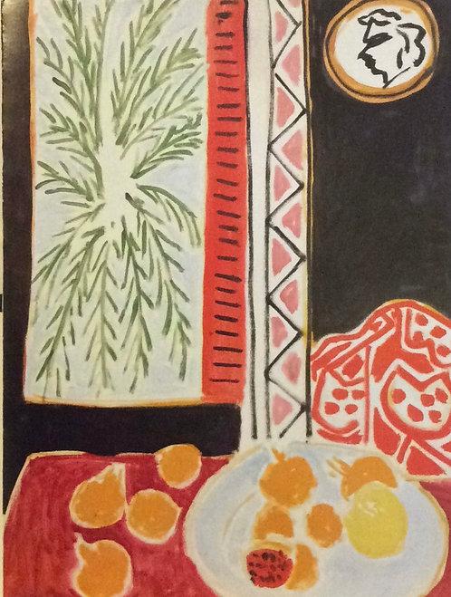 Henri Matisse, Nature Morte aux Grenades