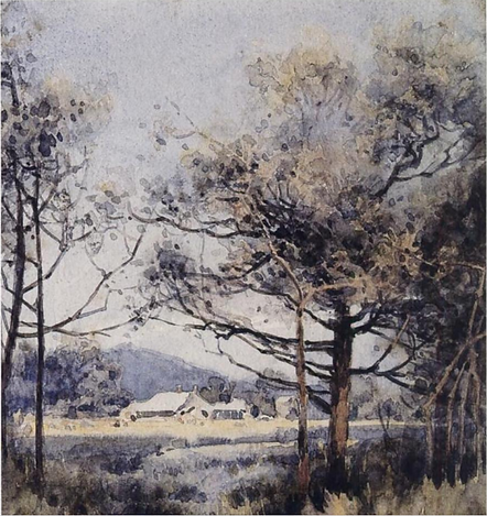 Emma Minnie Boyd, The Farm at Yarra Glen