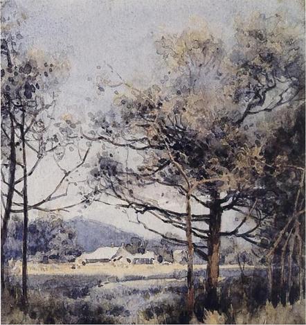 Emma Minnie Boyd, The Farm at Yarra Glen