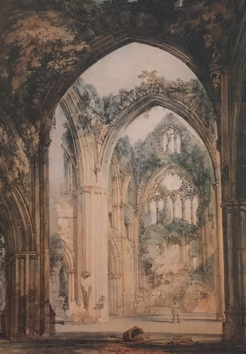 J M H Turner, Tintern Abbey