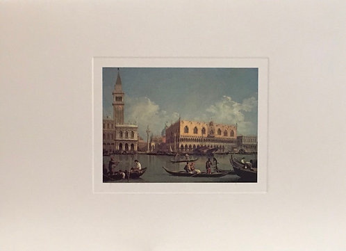 Giovanni Antonio Canaletto, View of St Mark's Place