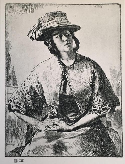 G L Brockhurst, Elizabeth