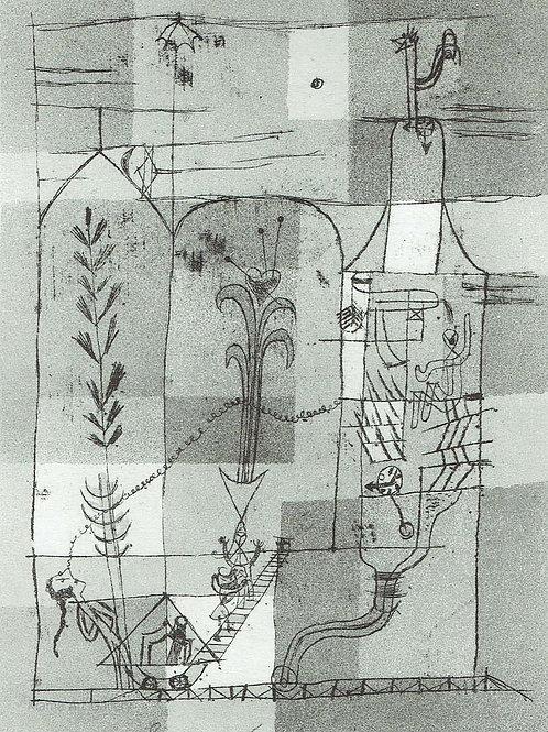 Paul Klee -   In the Spirit of Hoffmann