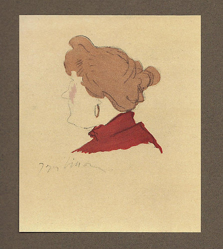 Jacques Villon, L'epoque Casque d'Or