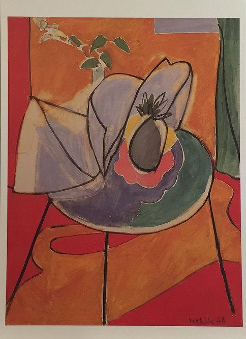Henri Matisse, Pineapple