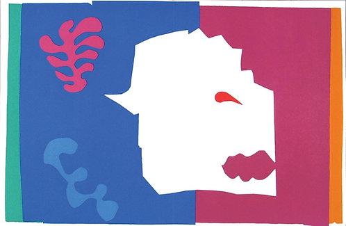 Matisse -  Le Loup 1983 reproduction