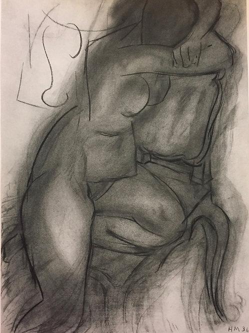 Matisse - Monochrome Heliogravure Plates 53/54